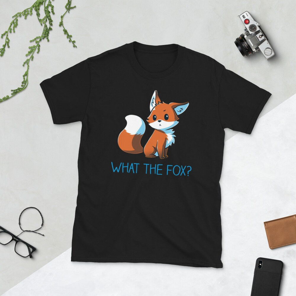 What The Fox Unisex T-shirt Unisex Tshirt