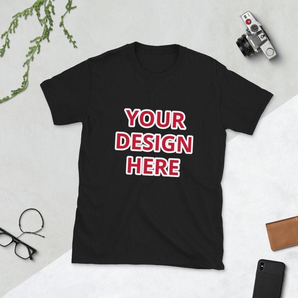 Custom T-shirt Unisex Create Your Own T-shirt Unisex Tshirt