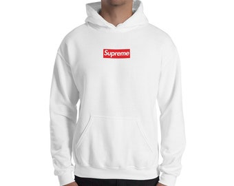 0fbc62772 Supreme hoodie | Etsy