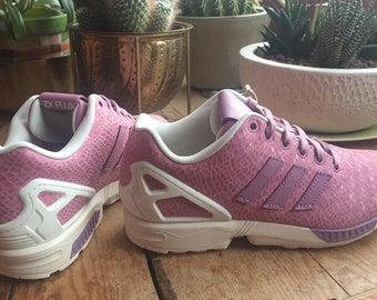 c71666a9a0a34 Adidas Originals ZX Flux W.. Women s Trainers Pink ChalkWhite B35311