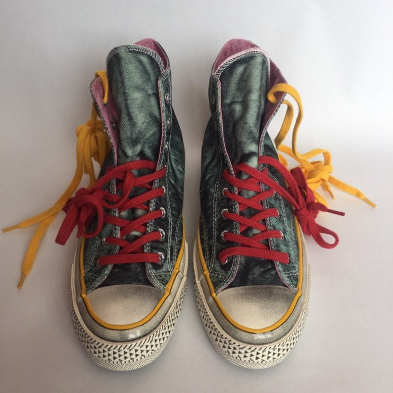 Converse Chuck Taylor All Star 70s Limited Edition 1st Pride Parade Uk Size 8.5