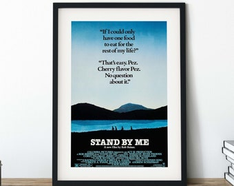 """Stand By Me Movie Poster 24/""""x36/"""" USA SELLER"""