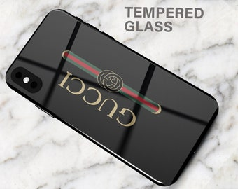 2c21d920655d Gucci Black Phone Case XS Max iPhone XR iPhone X iPhone 8 iPhone 8 Plus iPhone  7 Plus iPhone 7 iPhone 6s Samsung S9 S8