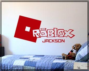 Roblox Decor Etsy
