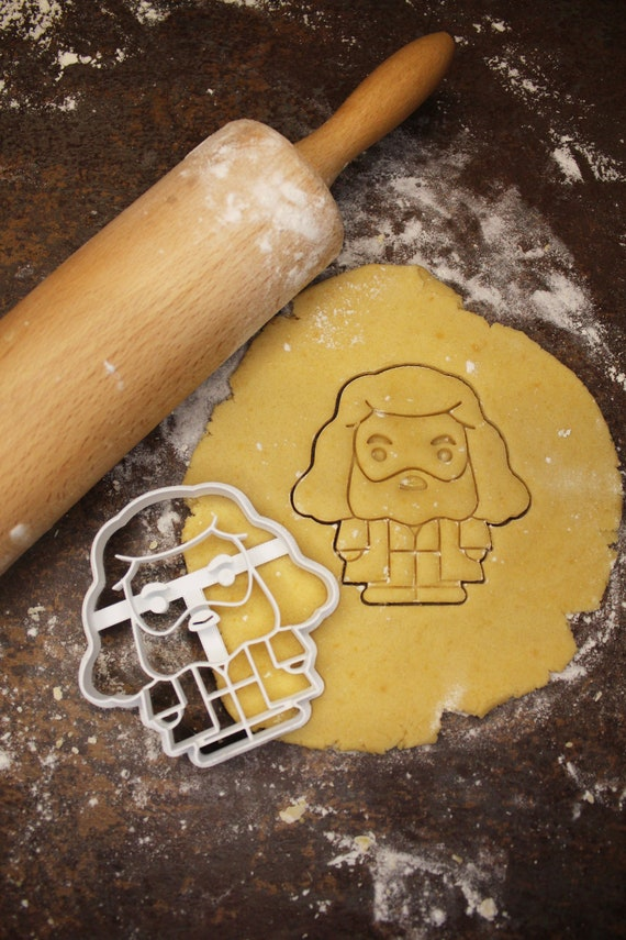 Details about  /Hagrid Cookie Cutter Harry Potter
