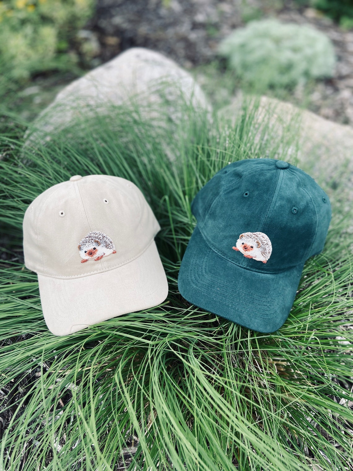 5. Hedgehog Hat