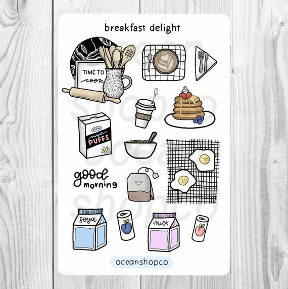 It is a photo of Aesthetic Printable Stickers regarding popular tumblr