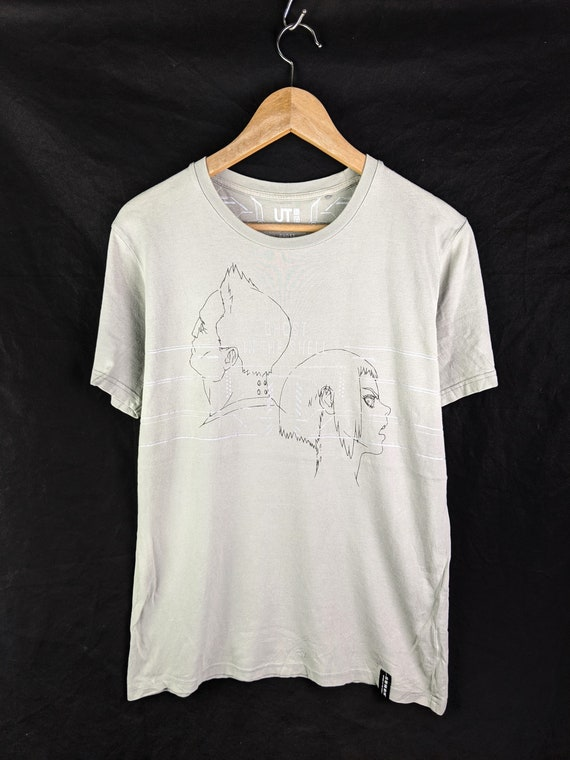 Rare!!! Ghost In The Shell Anime Tee