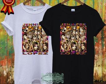 b2f3653f2e363 Jennifer Lopez, JLo, Jennifer Lopez Singer, Jennifer Lopez Actrees,  Jennifer Lopez Tshirt, Tops and Tees, Unisex Adult Clothing, Streetwear