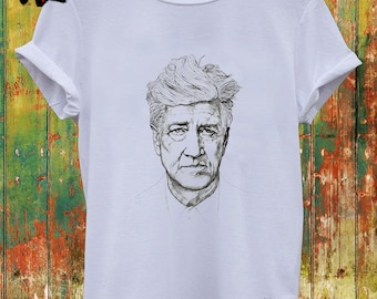 b10a5878 david lynch sketch face, Parody T Shirt, Funny T Shirt, Tops and Tees,  Unisex Adult Clothing, Hypebeast, Streetwear