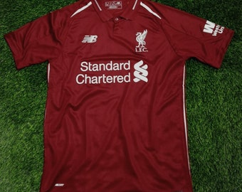 16bf47a0230 Liverpool Third Soccer Jersey 2018 2019 Men Adults