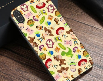 coque iphone x disney toy story