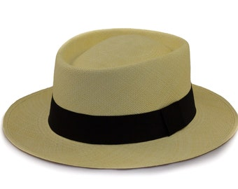 43c1c63f Gambler, Dumont, Planter Panama Hat | Hand woven and ethically sourced from  Ecuador | Genuine Panama Hat