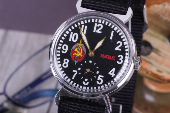 Military watch, Victory of the NKVD, Victory Watch