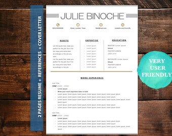Shop Resume Templates