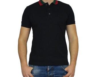 65c154c524 Gucci Mens polo t-shirt