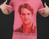 """Jonas Miller """"Nightcrawler"""" Carey Elwes Twister S-XL Any Color Blended T-Shirt Choose your Size"""