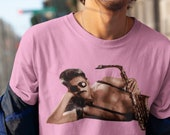 Sexy Sax Man Sergio Flores Careless Whisper George Michael Funny T-Shirt Tee Shirt