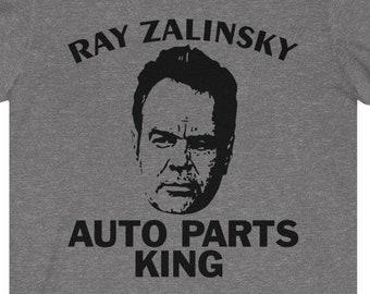 Tommy Boy Movie ZALINSKY KING of AUTO PARTS Logo BOYS /& GIRLS T-Shirt S-XL