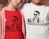 Home Alone Shirt - Fuller Go Easy on the Pepsi - Funny Shirt - Graphic Tees