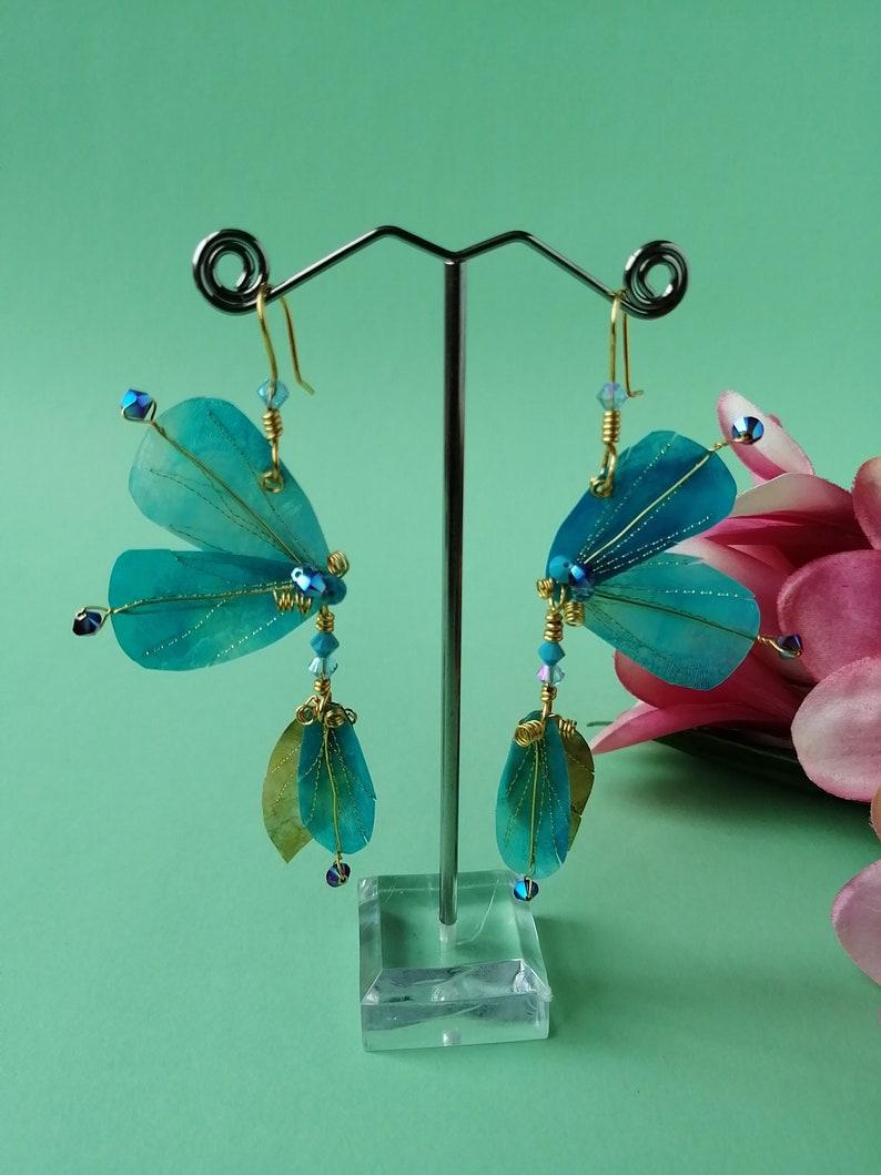 Water Lilys Earrings