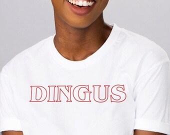 20795cd3a7143a Dingus Next Level T-Shirt, Funny Strange Season 3 Tee Tv Series Pop Culture  Gift tee shirt