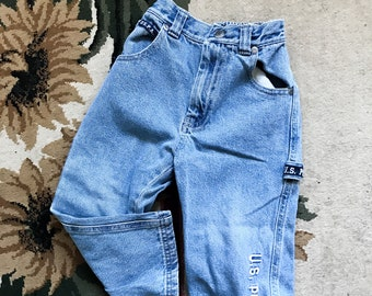 3T U.S. Polo Association Toddler Cargo Jeans