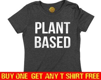 2d0db6851f7 Vegan t shirt | Etsy