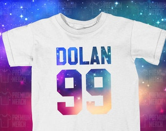 a6218e7bf Kids Dolan Twins Galaxy Logo T-Shirt, The Dolan Twins Merch, Ethan Grayson Dolan  Tee, Dolan Twins Gift