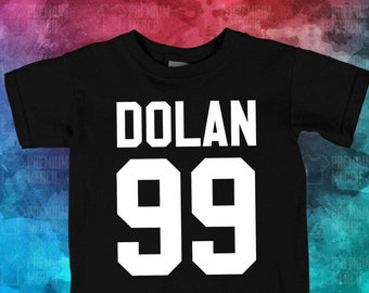 e6d1f1ad8 Kids Dolan Twins Youtube T-Shirt, Dolan Twins Merch, The Dolan Twins Youth  Children's Hoodie Tee Shirt