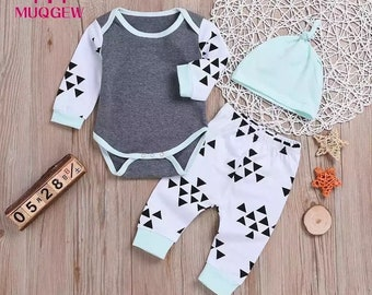 d0bbce5ef Baby boy clothes - Triangle