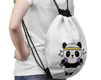 56cc9dc940e5 Gym panda | Etsy
