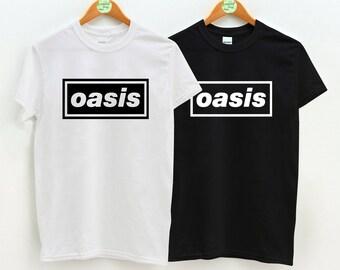 d982b5aba3ef Oasis, Oasis Band, Oasis TShirt, Unisex Adult Clothing, Hypebeast,  Streetwear