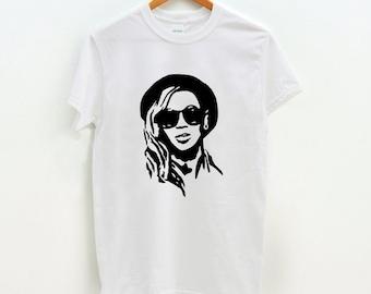 53c1865a Beyonce Face Silhouette, Beyonce, Beyonce Singer, Beyonce Tshirt, Beyonce  Shirt, Unisex Adult Clothing, Streetwear