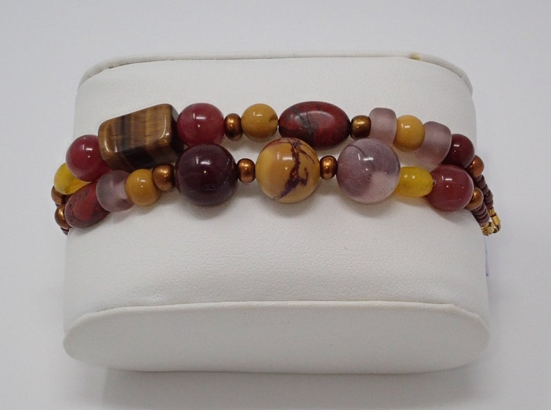 Autumn Warmth Interchangeable Medical Alert Bracelet
