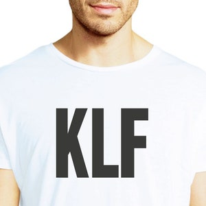 sublimation tees The KLF band fan t-shirt shirt for women band fan tee music band t-shirts shirt for men