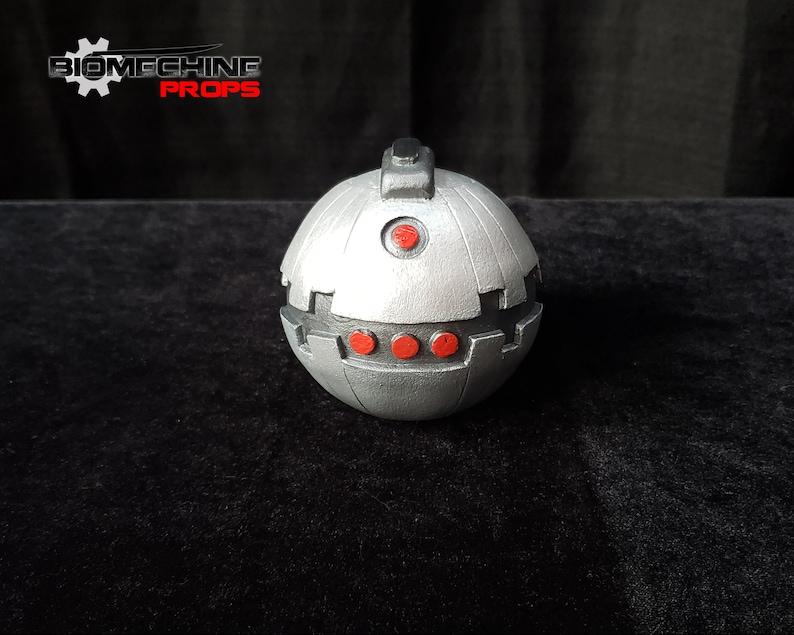FOAM Detonator - LARP Throwables Set of 5 silver