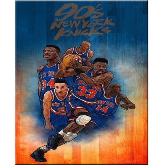 5D DIY Full Drill Diamond Painting Basketball Cross Stitch Embroidery Kit Set
