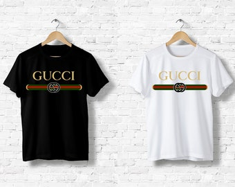 e53f0bdb9e8 T-shirt gucci belt vintage belt men women men women black white black white  S M L XL XXL fashion fashion Luxe Paris