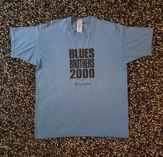 Vintage Blues Brothers 2000 T shirt Size XL