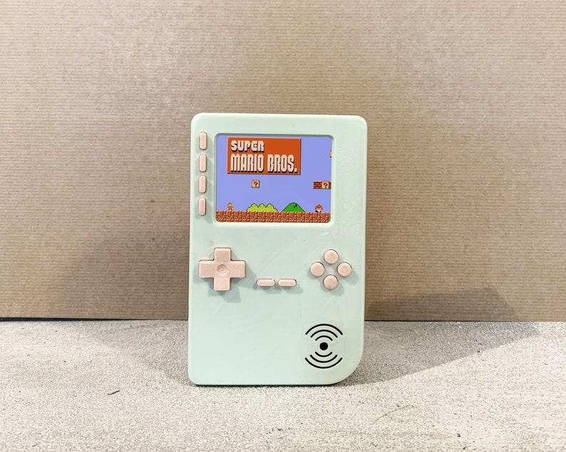 Handheld Retrogaming PIGRRL 2 Gameboy Raspberry Pi 3 B + Retropie
