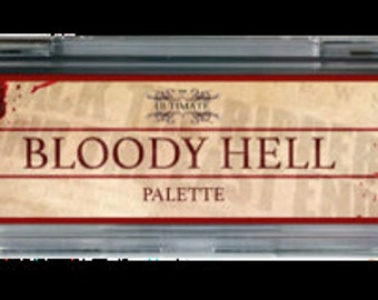 Dashbo Bloody Hell - Alcohol Activated Palette