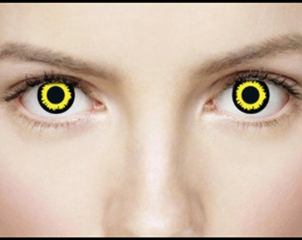 Wolf Contact Lenses