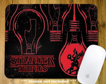 Retro Horror Movie Computer and Gaming  Mouse Pad Hot Gift  Idea