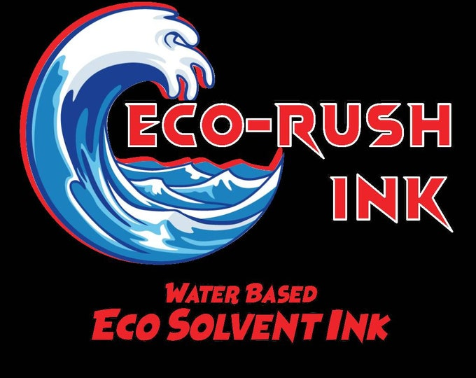 Eco-Rush(4-100ml)Eco Solvent Ink