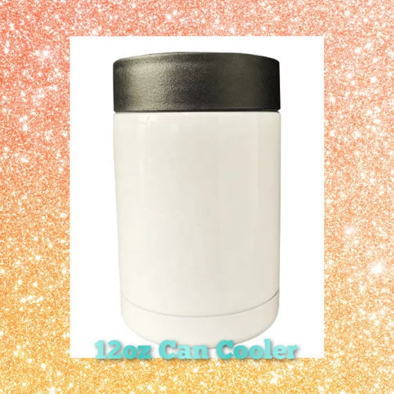 12oz Can Cooler for Sublimation (Insulated Stainless Steel)