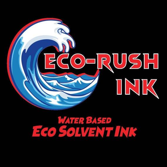 Eco-Rush(4-100ml)Eco Solvent Ink