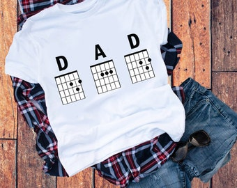 Dad guitar chords   Etsy