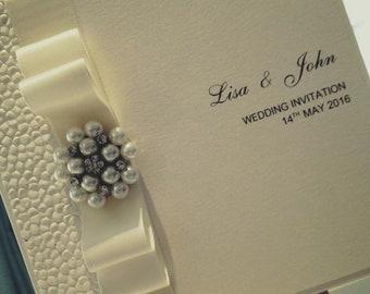 Wedding Invitation Embellishments
