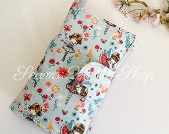 changing bag supplies wet wipe holder Nappy wallet